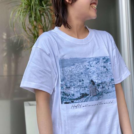 HafHフォトTシャツ
