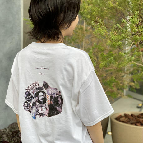 """""""2周年記念価格""""HafH COLLABORATION Tシャツ""""Kenki"""""""