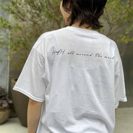 """""""2周年記念価格""""HafH ロゴ Tシャツ 2020ver."""