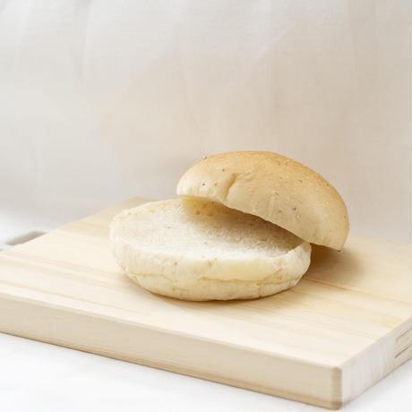 【卵乳不使用】手作りバーガーバンズ(4個入り)(No.148)