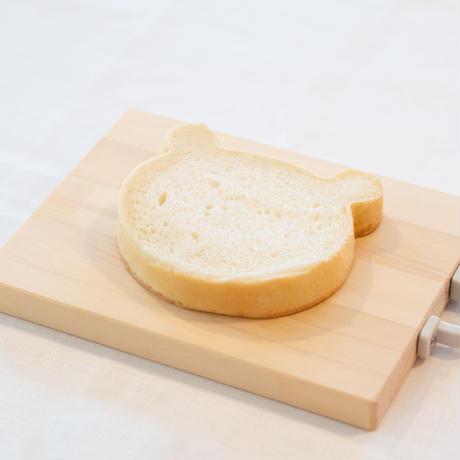 【卵乳不使用】くまさんの食パン(No.156)