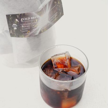 COLD BREW BAG (水出しコーヒーバック)