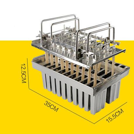 20スロット ステンレススチール アイスクリームポ金型メーカー 移動販売やイベントに 金型マシン