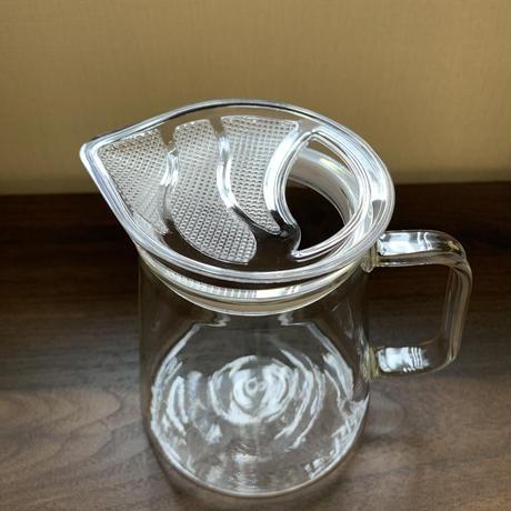 "HARIO フタなしティーポット・クリア(Tea Pot ""CLEAR"")"