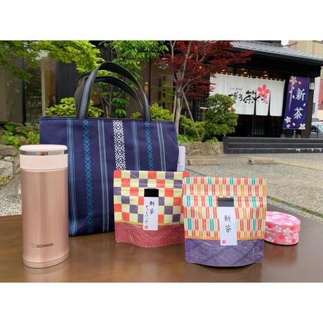 茶くらの旅する新茶セット【限定】