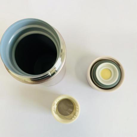 茶葉ストッパーつきステンレスマグ SM-JT34YS-PX
