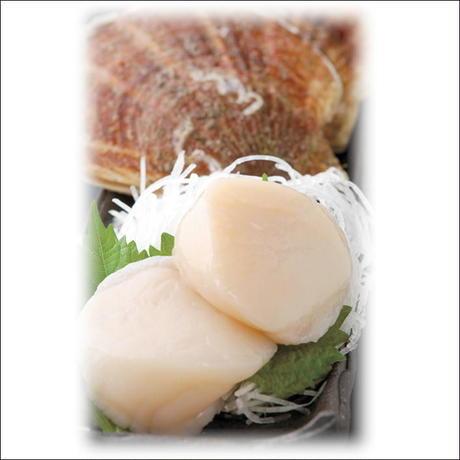 北海道産 刺し身用 ほたて貝柱 3Sサイズ 約1kg(46~50玉前後)