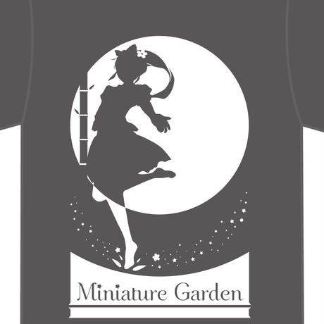 箱庭の光るTシャツ