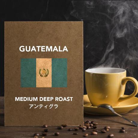 グアテマラ アンティグア(中深煎り) GUATEMALA 100g