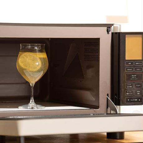 HARIO (ハリオ) 耐熱フレーバーグラス チューリップ 満水容量300ml 透明