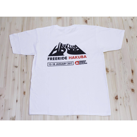 freeride hakuba Official T-shirt