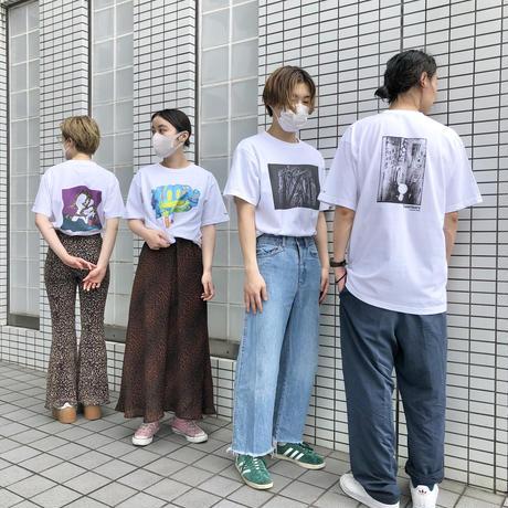 T-shirt / ウエマツタケシ