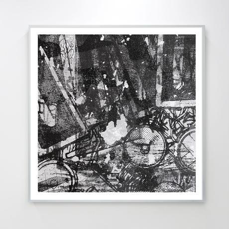 原画作品「Untitled」 / 横山 隆平