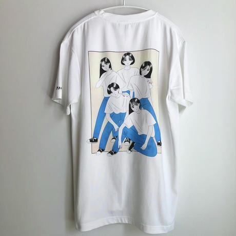 T-shirt / 深川 優