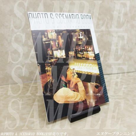 【数量限定】しらいむの部屋vol.14×白秀堂コラボ 【PHOTO & SCENARIO BOOK専用イーゼル 折りたたみコンパクト】