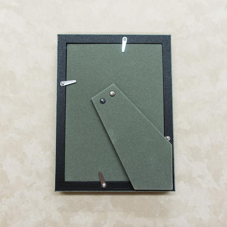 大人の写真立て #97 ラメール 緑 5×7 2L写真サイズ