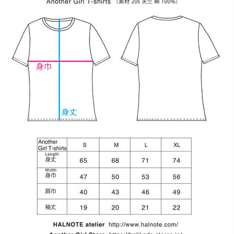 NEW CINEMA COFFEE T-shirts 2020◎ニューシネマ珈琲 Tシャツ・ANNA・レッドXL