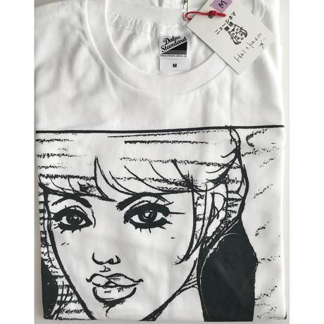 NEW CINEMA COFFEE T-shirts 2020◎ニューシネマ珈琲 Tシャツ・ANNA・ホワイトM