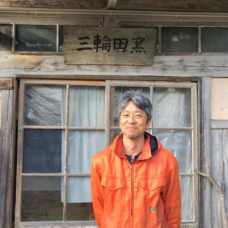 三輪田窯  徳利・ぐい呑みセット