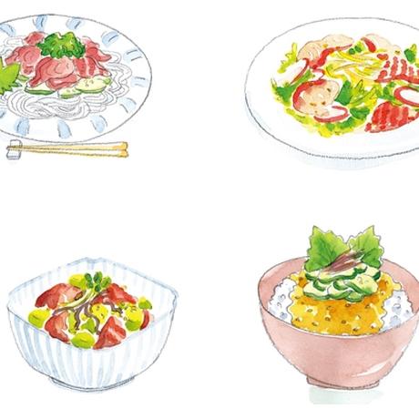 ふかうら真鯛のぶっかけ鯛丼20食入り(業務用)