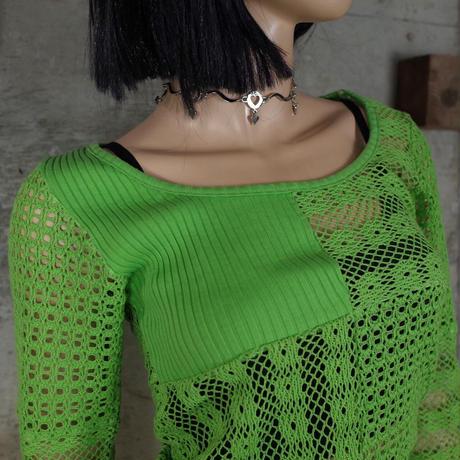 Vintage Designed Knit