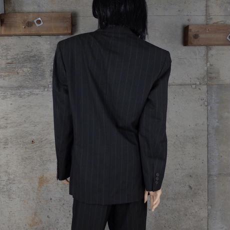 """Yves Saint Laurent"" Vintage Jacket & Slacks Co-ords"