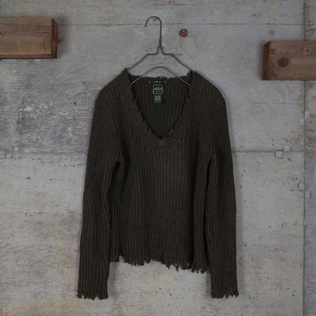 Vintage Crash Knit