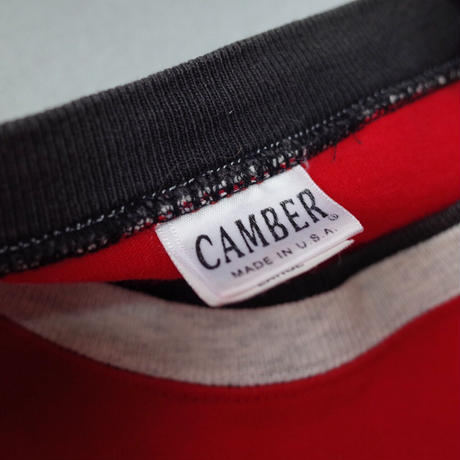 """""""CAMBER"""" Max-weight Tee"""