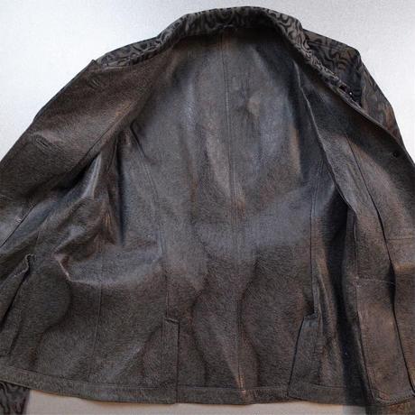 Designed Leather Jacket