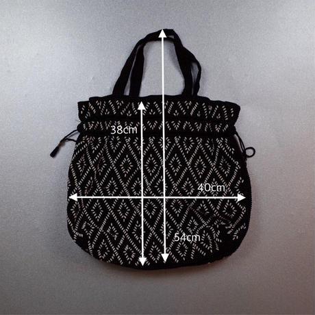 Vintage Designed Beads Hand Bag