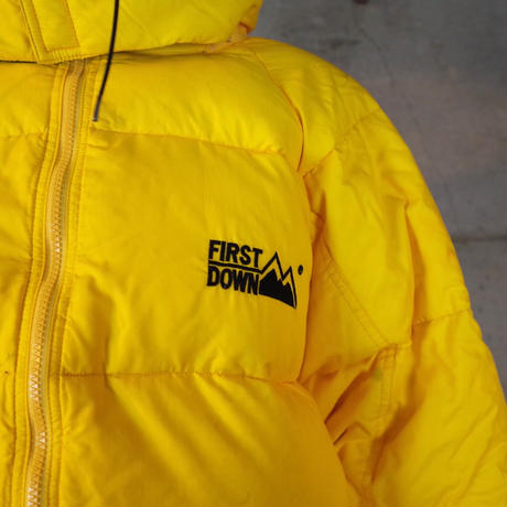 """FIRST DOWN"" Down Jacket"