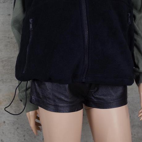 Vintage Designed Fleece Vest