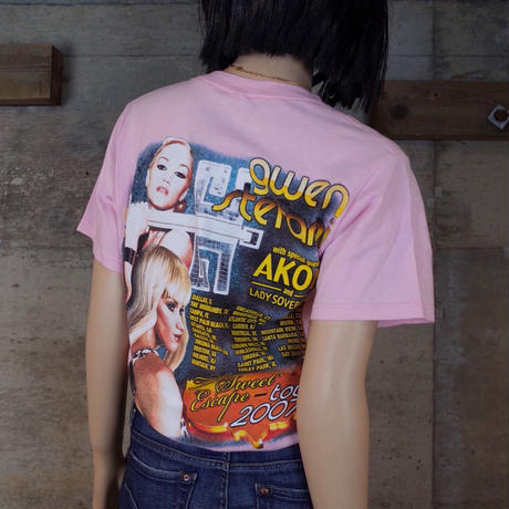 """""""Gwen Stefani"""" Vintage Printed Tee"""
