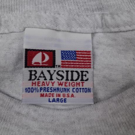 """BAYSIDE"" HAM Official 6.1oz Heavyweight Tee"
