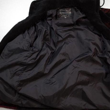 Designed Zip-up Fleece Jacket