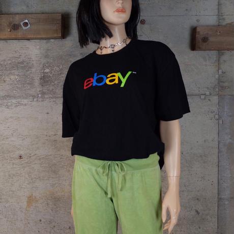 """""""ebay"""" Vintage Printed Tee"""