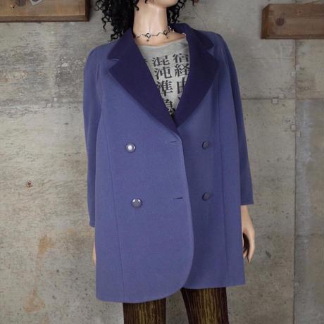 Vintage Designed Wool Coat