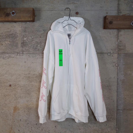 """HAM"" Original Zip-up Hoodie"