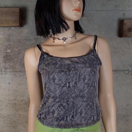 Vintage Designed Sheer Camisole