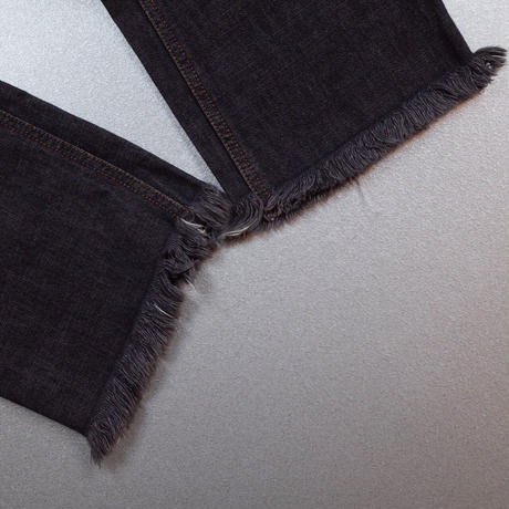 """""""Dolce & Gabbana"""" Vintage Flare Black Denim Pants"""