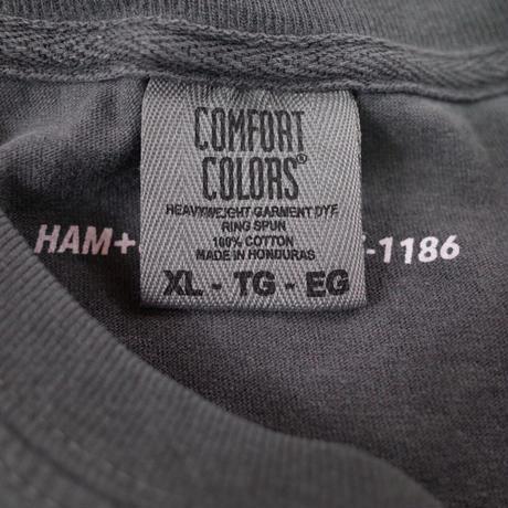 """HAM"" Original Pocket Tee #Comfort Colors"