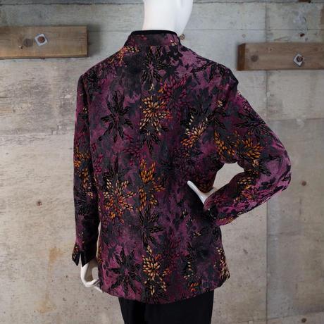 Designed Jacquard Jacket