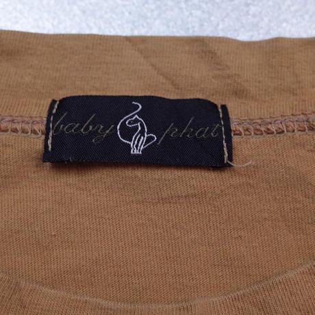 Vintage Embroidered Tee