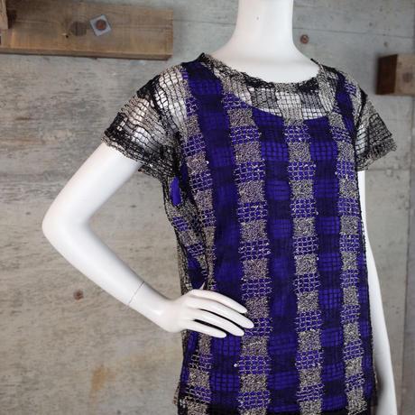 Vintage Designed Crochet Top