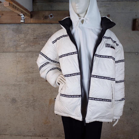 """""""FIRST DOWN"""" Reversible Down Jacket"""