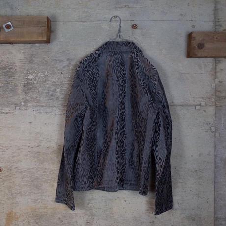 Vintage Designed Leather Jacket