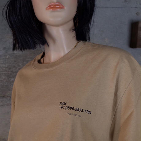 HAM Official Printed Tee