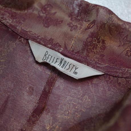 Vintage Designed Luminous Chambray Shirt