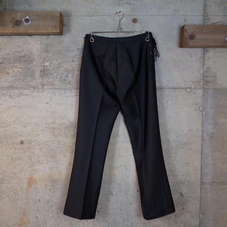 """""""伊太利屋"""" Designed flare Pants"""