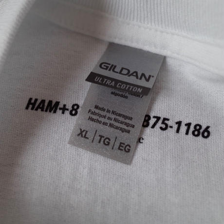 """HAM"" Original Pocket Tee"